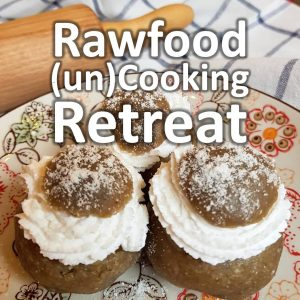 Rawfood (un)cooking retreat
